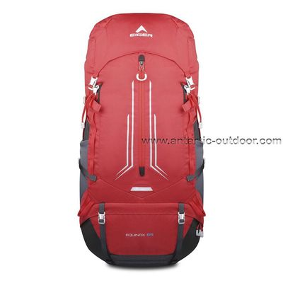 Eiger Equinox Carrier 65L - Red