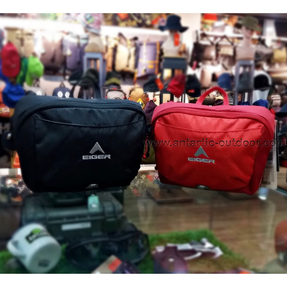 EIGER TECTONA-T TRAVEL POUCH